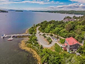 Nova Scotia drone photos and aerials